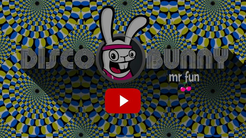 VIDEO TEASER MR FUN DISKOBUNNY